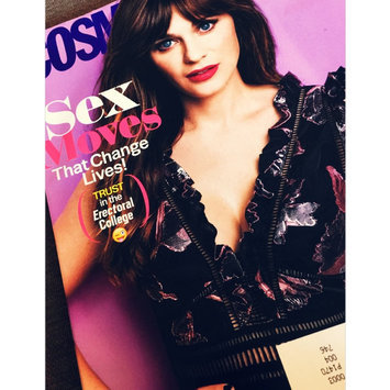 Photo of Cosmopolitan  Magazine uploaded by Kristina M.