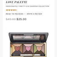 Too Faced Love Palette uploaded by Brie B.