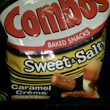 Photo of COMBOS® Sweet & Salty Caramel Crème Pretzel uploaded by Amanda H.