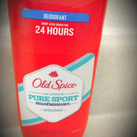 Old Spice Pure Sport High-Endurance Deodorant uploaded by Stephanie A.