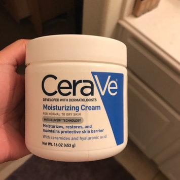 Photo of CeraVe Moisturizing Cream uploaded by Rosa-Mary R.