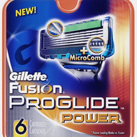 Gillette Fusion Proglide Silvertouch Power Razor With Flexball Technology uploaded by C G.