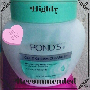 Pond's Cold Cream Cleanser uploaded by Roxana R.