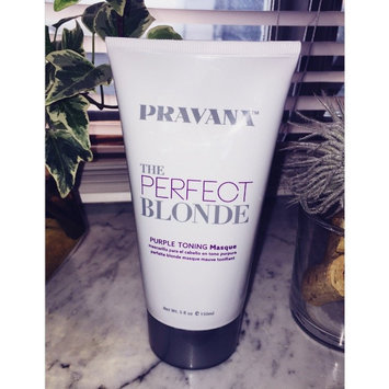 Photo of Pravana The Perfect Blonde Masque uploaded by Cortney S.