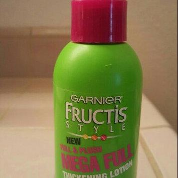 Photo of Garnier Fructis Style Volume Mega Full Thickening Lotion uploaded by Debbie M.