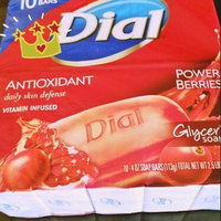 Dial® Antioxidant Power Berries Glycerin Soap 10-4 oz. Bars uploaded by Tathiana Y.