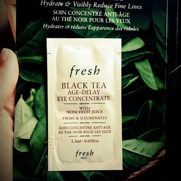 Fresh Black Tea Age-Delay Eye Cream uploaded by Jessica L.