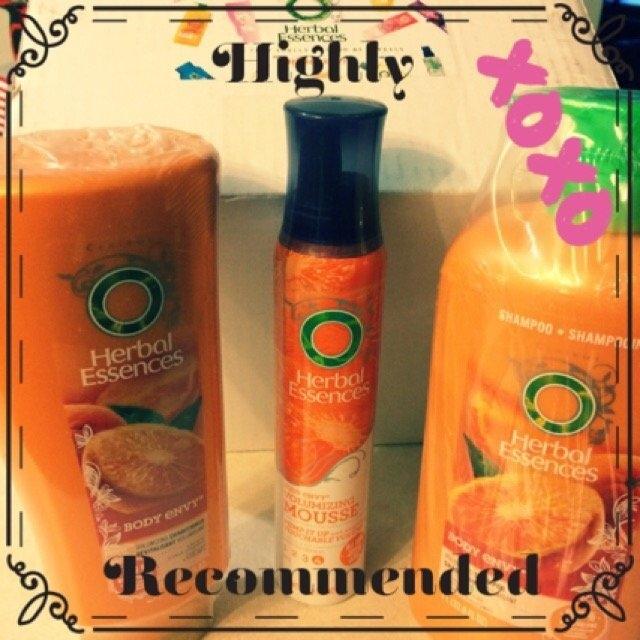 Herbal Essences Body Envy Volumizing Conditioner uploaded by Kelli M.