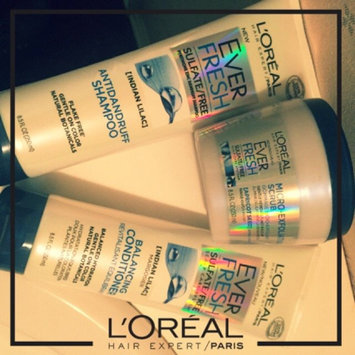 L'Oreal Paris Ever Fresh Anti Dandruff Shampoo uploaded by Laura J M.
