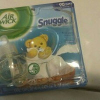 Air Wick® Snuggle® Fresh Linen Scented Oil Air Freshener Refills 3-0.67 fl. oz. Bottles uploaded by Kristy S.
