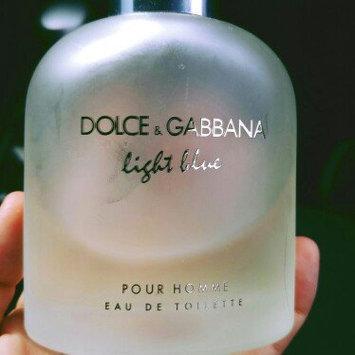Dolce & Gabbana Light Blue Pour Homme uploaded by Yesenia G.