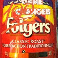 Folgers Coffee Classic Roast uploaded by Simona C.