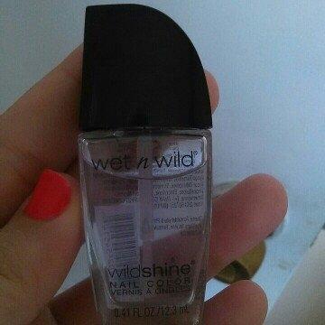 Wet 'n Wild Wild Shine Nail Color Base Coat uploaded by Carolina P.