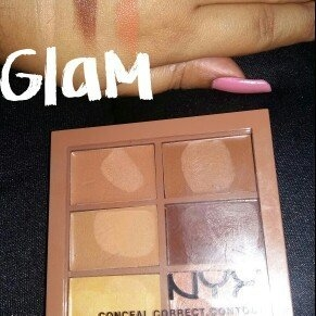 NYX 2014 Correct Contour Concela - Deep uploaded by Lissesh M.