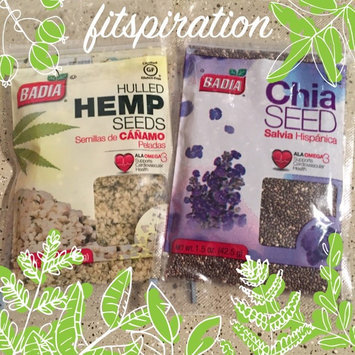 Photo of Badia Spices Inc. Badia Chia Seed, 1.5 oz uploaded by Charlie A.