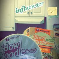 Nongshim Bowl Noodle Savory Soup Chicken uploaded by Sam O.