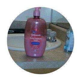 Photo of Johnson's® Baby Moisture Wash uploaded by Alisha H.
