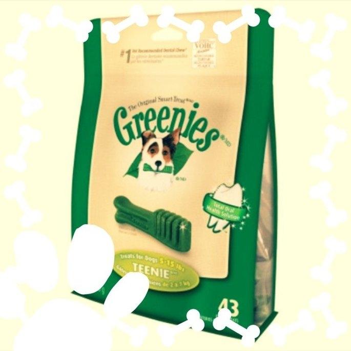 Greenies Treat-Pak uploaded by Anna L.