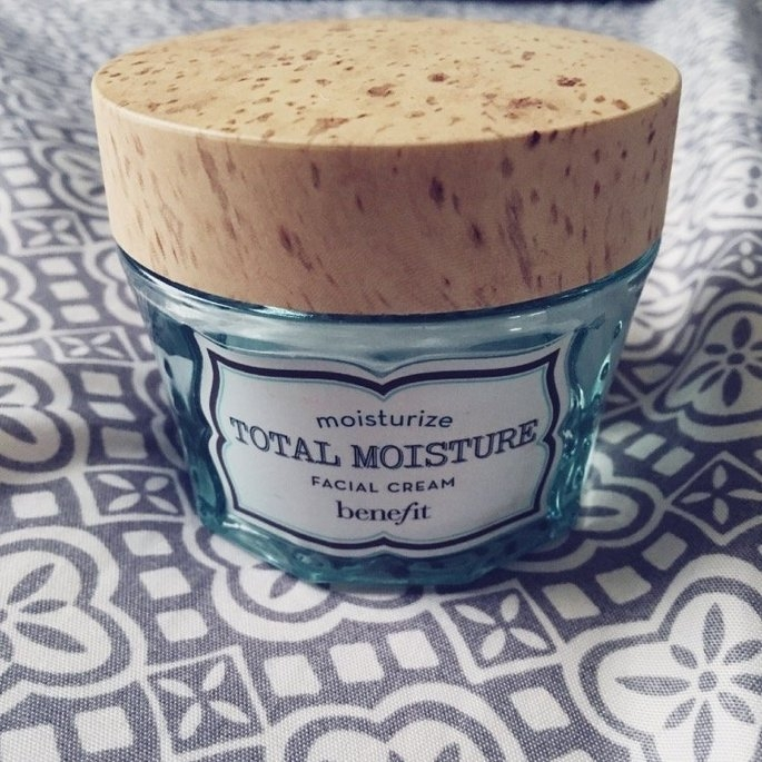 Benefit Cosmetics Total Moisture Facial Cream uploaded by melissa d.