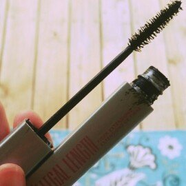 Maybelline Illegal Lengths Fiber Extensions Washable Mascara uploaded by Kate S.