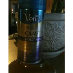 Photo of Gillette Venus Ultramoisture Violet Swirl Shave Gel with Olay uploaded by Casy H.