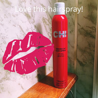 CHI 12 oz Enviro Flex Hold Hair Spray Natural Hold uploaded by Allison D.