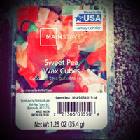 Mainstays Wax Melts, Sweet Pea uploaded by Bobbi H.
