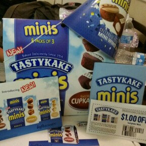 Tastykake® Minis Swirly Cupkakes 8 - 1.5 oz Packages uploaded by Angie S.