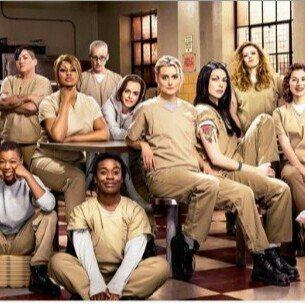 Photo of Orange is the New Black uploaded by Gea M.