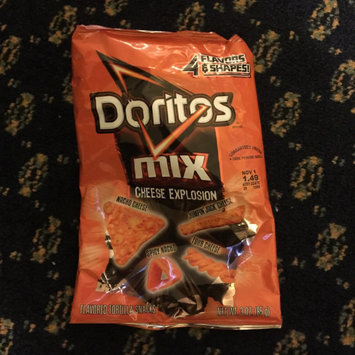 Doritos® Mix Cheese Explosion Flavored Tortilla Snacks uploaded by Stacy K.