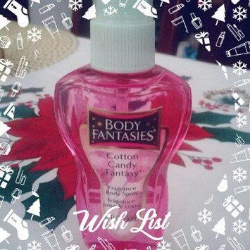 Body Fantasies 8 oz Cotton Candy Fantasy Fragrance Body Spray uploaded by Maria C.