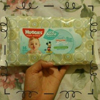 Huggies® One & Done Refreshing Cucumber & Green Tea Wipes uploaded by Paola T.