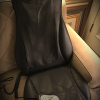 Obusforme Shiatsu Massaging Seat Cushion with Heat uploaded by Brianna S.