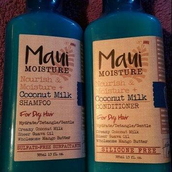 Photo of Maui Moisture Nourish & Moisture + Coconut Milk Shampoo uploaded by Chelsea B.