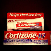 Cortizone 10 Intensive Healing Formula 1% Hydrocortisone Anti-Itch Creme, 1.25 oz uploaded by Leah Y.