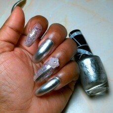 OPI Nails - Gwen Stefani Collection, Push and Shove uploaded by Stacee B.