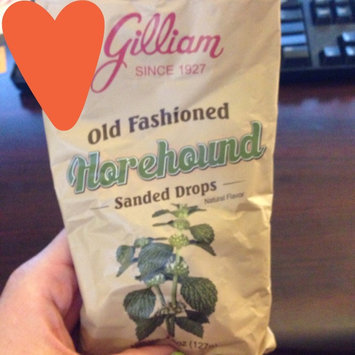 Photo of Gillian Horehound Sanded Drops, 4.5 oz. Peg Bag, 24 Bags/Box uploaded by Sarah H.