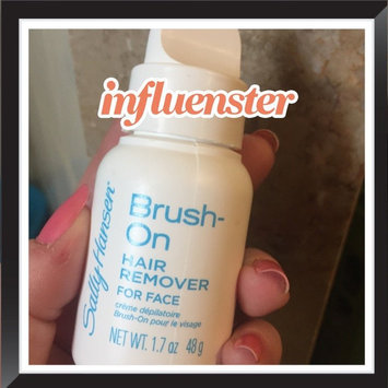 Photo of Sally Hansen® Brush On Hair Remover Cream for Face uploaded by Shelby B.