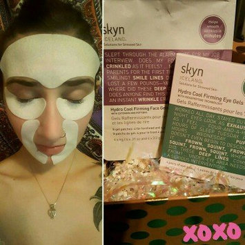 skyn ICELAND Hydro Cool Firming Gel Pads uploaded by Chelsea B.