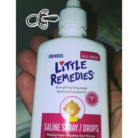Little Noses Saline Spray/Drops uploaded by Erica S.