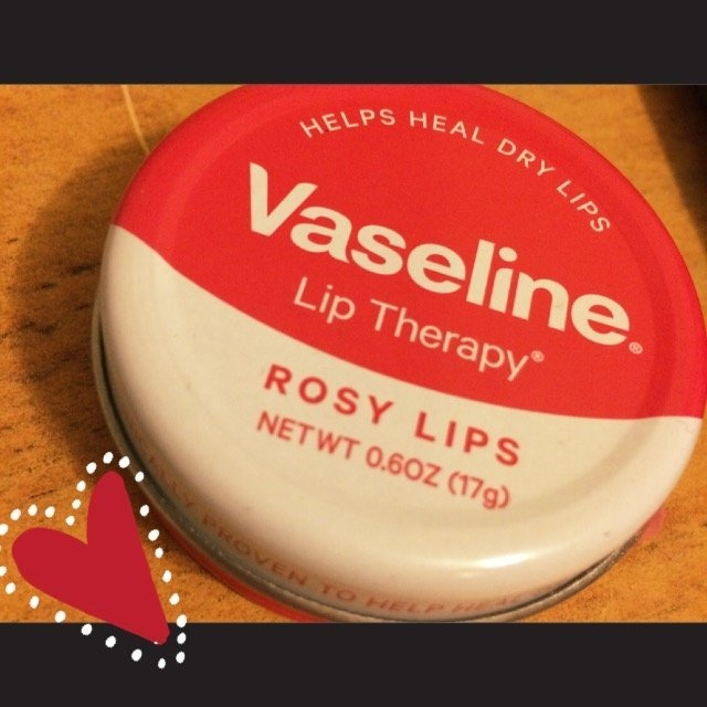 Vaseline® Lip Therapy® Rosy Lips Lip Balm Tin uploaded by Caroline H.