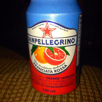 San Pellegrino® Aranciata Rossa Sparkling Blood Orange Beverage uploaded by Nicole D.