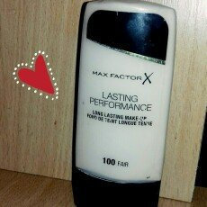 Max Factor Long Lasting Performance Foundation uploaded by Еlly T.