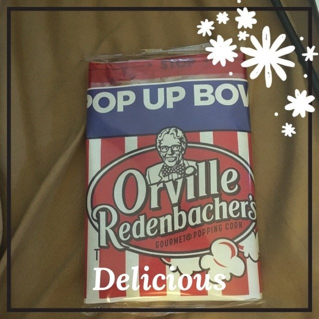 Orville Redenbacher's Kettle Korn Gourmet Popping Corn uploaded by Destiny M.