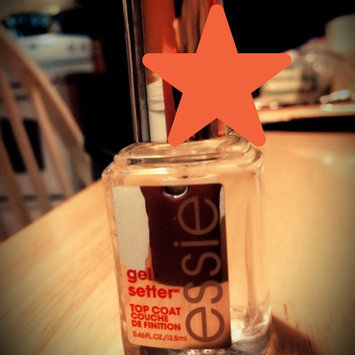 Photo of gel.setter Top Coat 0.46 fl. oz. Bottle uploaded by Shalonda G.