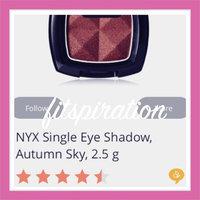 NYX Single Eye Shadow, Autumn Sky, 2.5 g uploaded by Jasmine G.