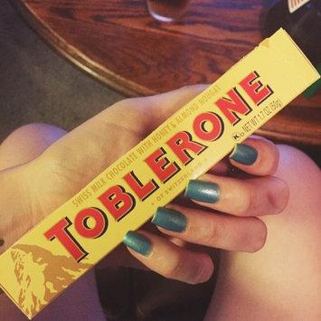 Toblerone Swiss Milk Chocolate uploaded by Felecia F.