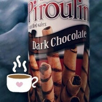 Creme De Pirouline Artisan Rolled Wafers Dark Chocolate uploaded by Patricia B.