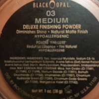 Black Opal Deluxe Finishing Powder Medium uploaded by Shondalea T.