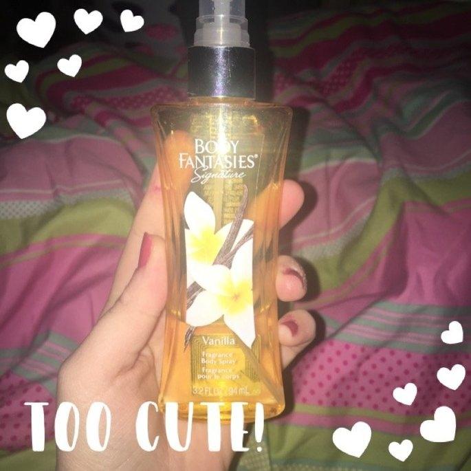 Body Fantasies Signature Vanilla Fragrance Body Spray, 8 fl oz uploaded by Brooklyn P.